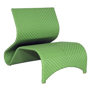 Maui chair-green