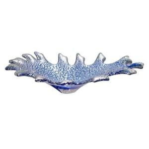 Doug Frates Splash Vessel (Cobalt) Cantoni modern accessories-Beautiful Bookshelves