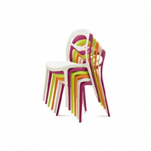For You Stackable chairs