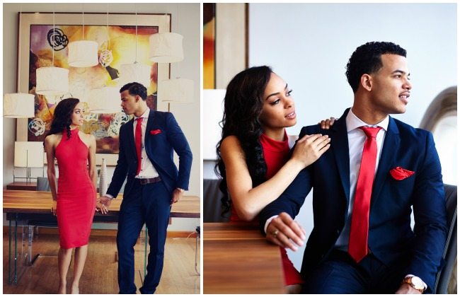 Stylish Cantoni Engagement Shoot by CivicPhotos