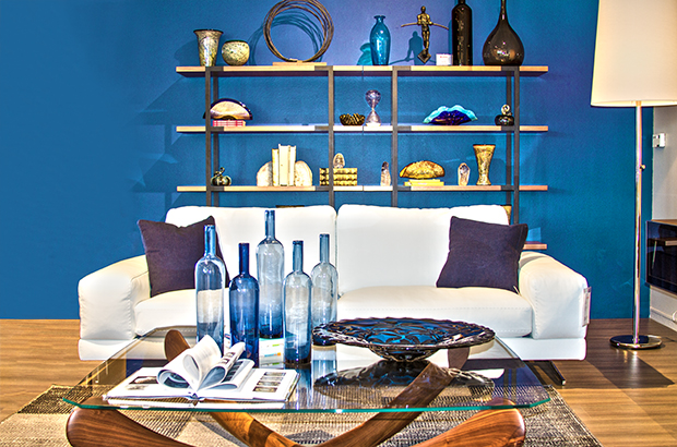 Dazzling Blue Pantone Spring 2014 Colors-Cantoni Modern Furniture