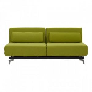 Ryan Modern Green Sleeper Sofa