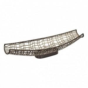 Canoe Tray-Cantoni modern furniture-metallics