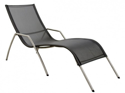 Lipari Modern Outdoor Chaise