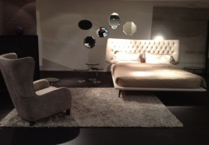NATUZZI BED TO BE IN VOGUE