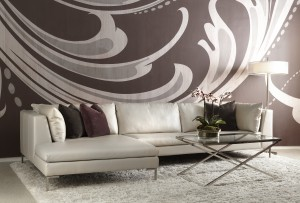 American Leather Inspiration Sectional-Cantoni Modern Furniture