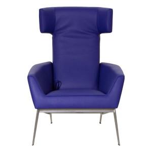 Blue Elixir Modern Chair by Leolux