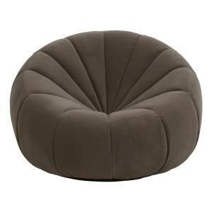 Modern Le Pouf Swivel Chair