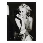 Marilyn Monroe, Hollywood 1952 Artwork-Cantoni Furniture