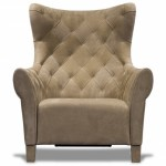 Malerba Red Carpet Collection Bergere Chair-Cantoni Furniture