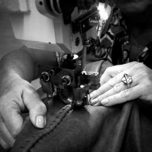 Gamma Arredamenti custom stitching