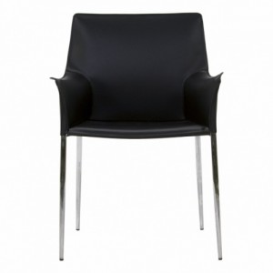 Camino Arm Chair-Cantoni Modern Dining Chair