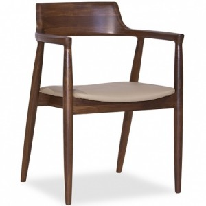 Florence Arm Chair-Cantoni Modern dining chair