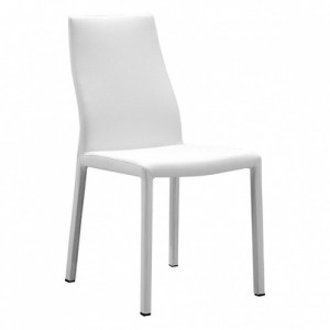 Le Mans Side Chair-white