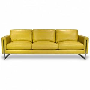 American Leather Savino Sofa-Cantoni Modern Furniture-Yellow inspired rooms