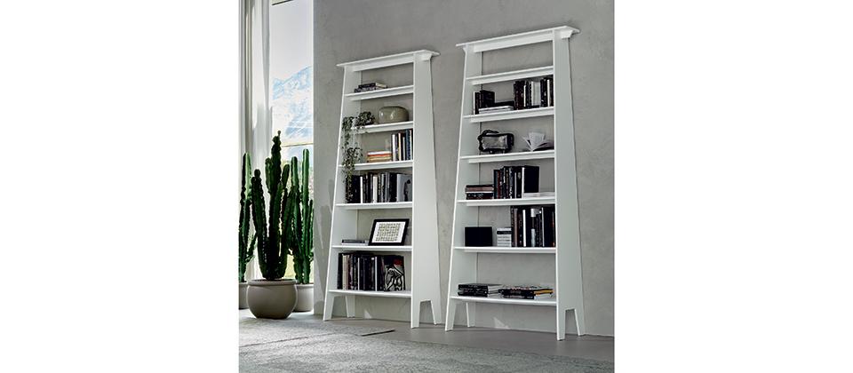 Estoril Bookcase-Cantoni Modern Furniture