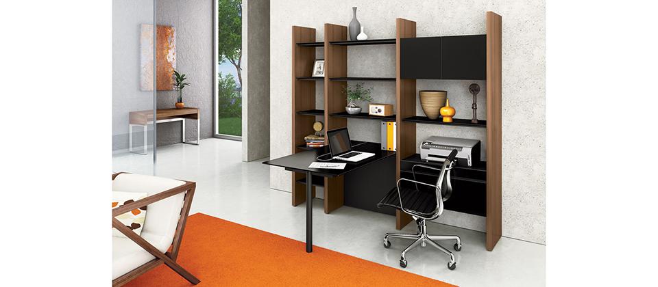 Semblence Office Composition-BDI-Cantoni Modern Furniture