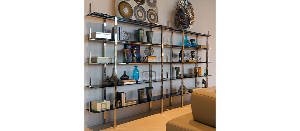 Zodiak Bookshelf-Beautiful Bookshelves-Cantoni Modern Furniture