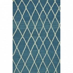 Adler Area Rug-Blue interior design inspiration from Cantoni