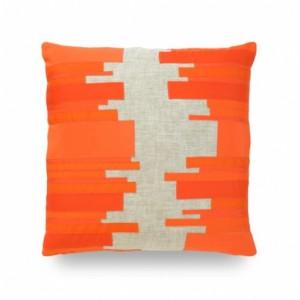 Hudson Ribbon Accent Pillow-Cantoni modern furniture
