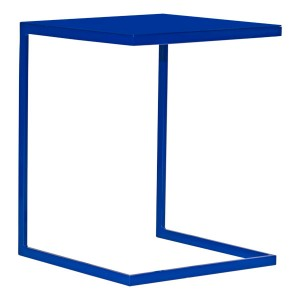 Modulus Accent Table-Blue interior design inspiration from Cantoni