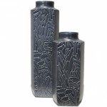 Slate Vases-decorating with vases-Cantoni