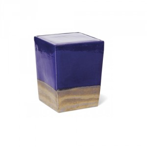 Two Glaze Cube-Blue interior design inspiration from Cantoni