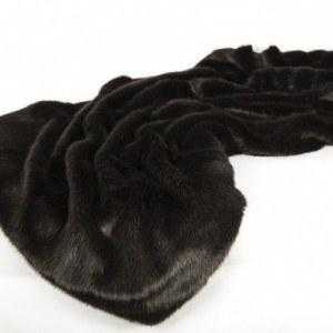 Faux Mink Throw-Cantoni