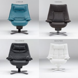Re-vive by Natuzzi-Cantoni modern furniture