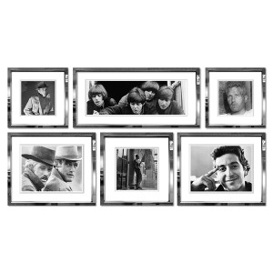 Hollywood Icons Framed Portraits-Al Pacino-Cantoni modern furniture-The Carlyle Residences