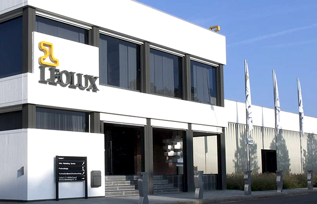 Leolux Design Center in the Netherlands.