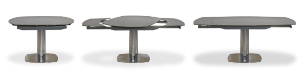 Brigitte Extendible Table-Cantoni modern furniture