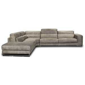 Treviso Sectional-Cantoni Collectors Lounge at Houston Fine Art Fair