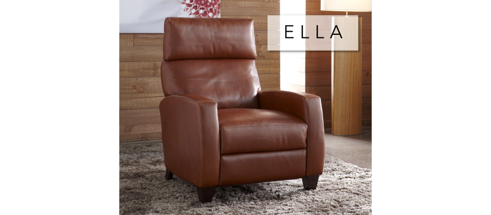 Ella Comfort Recliner by American Leather-Cantoni Furniture