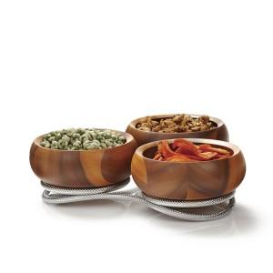 Braid Condiment Server-Thanksgiving Hostess Gifts