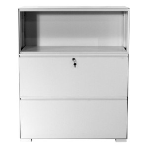 Cantoni Office Makeover-Smart Open Cabinet