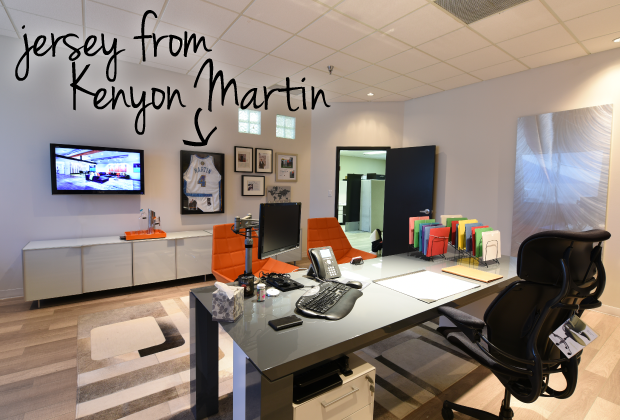 Cantoni office makeover
