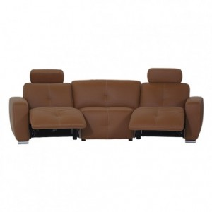 Imperia Sectional with Recliner