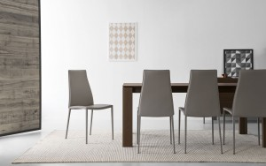Calligaris Aida Dining Chair-Cantoni modern furniture