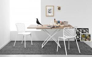 Calligaris Gamera Dining Chair-Cantoni modern furniture