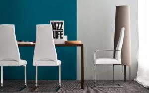 Calligaris Juliet Chair-Cantoni modern furniture