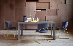 Calligaris Lam Extendible Dining Table-Cantoni modern furniture