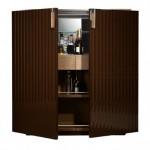 Red Carpet Bar Cabinet-Malerba-Cantoni furniture
