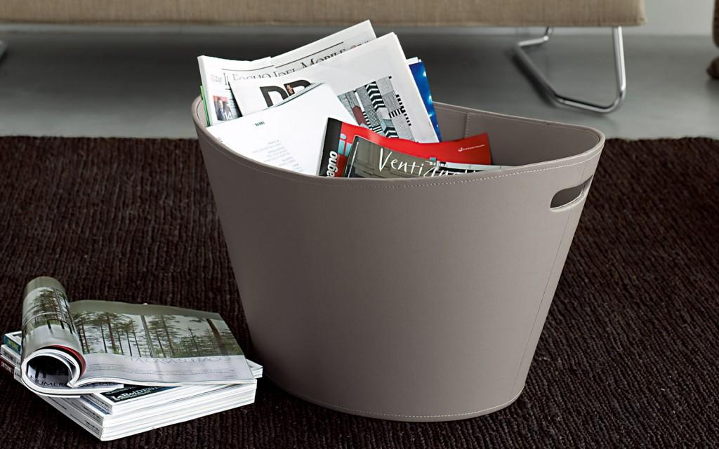 Basket Storage Box-gray