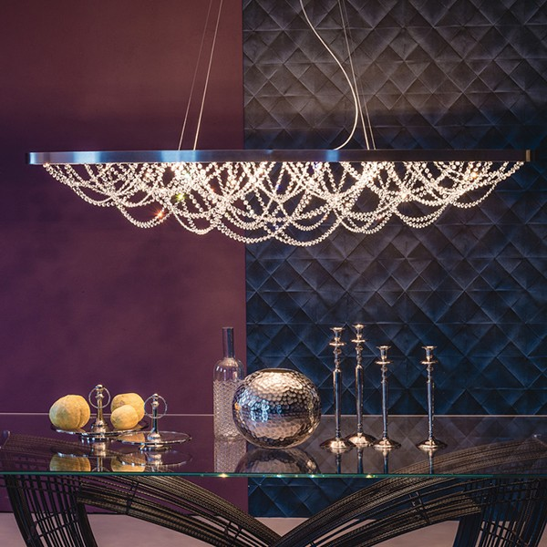 Cristal Ceiling Lamp-32458