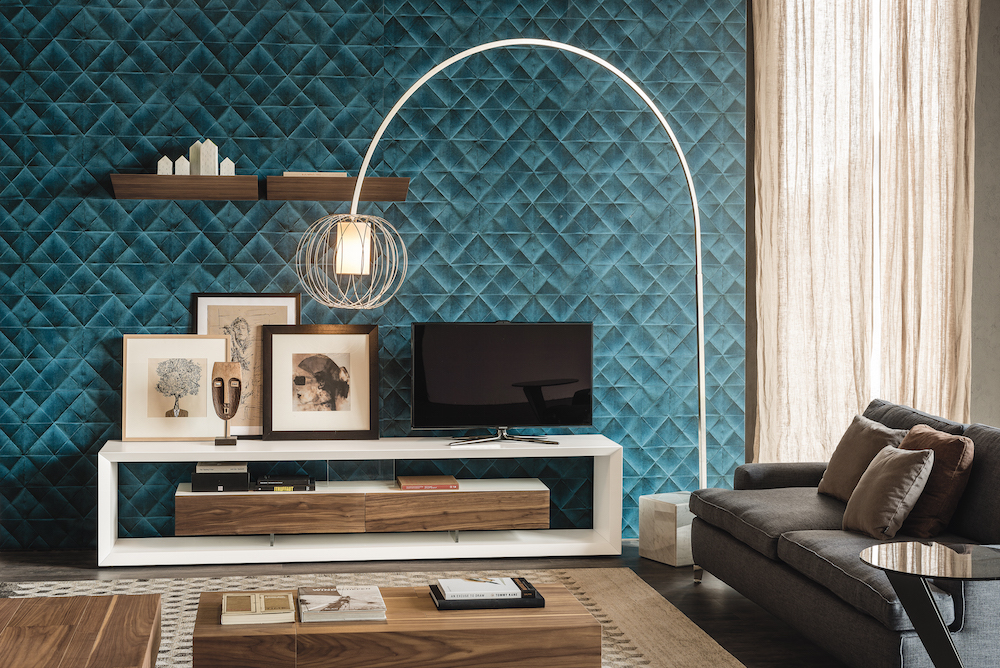 Modern Living Room-Cantoni
