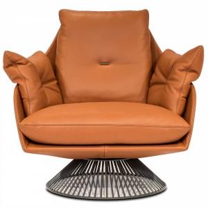 Gloss Swivel Chair - Cantoni