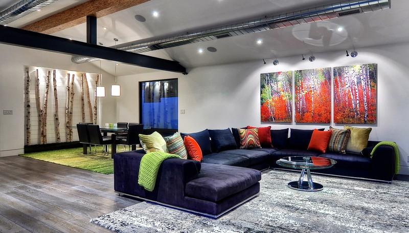 A Contemporary Sanctuary: Design by Richard Bustos, Cantoni Irvine