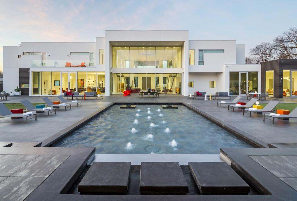 A Dazzling Dallas Dwelling - Cantoni