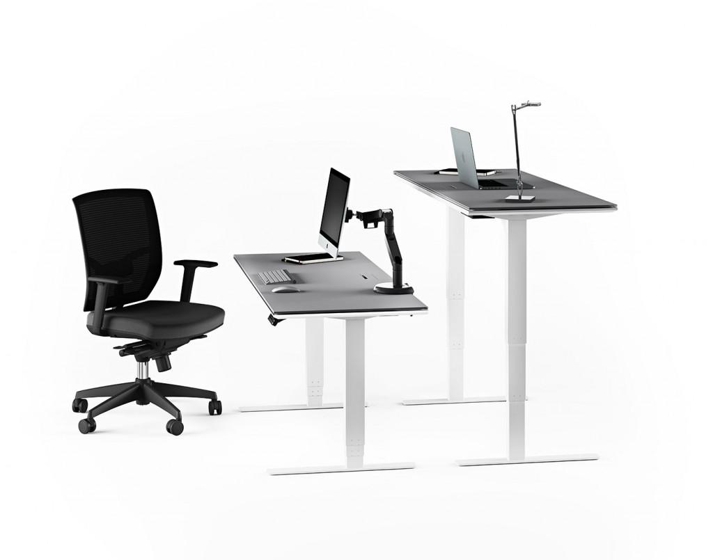 Centro Lift Desk by BDI - Shop at Cantoni.com